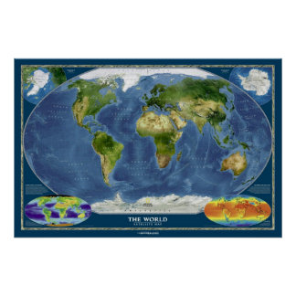 The World Gigantic Wall Poster