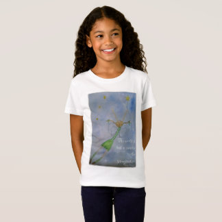 The world is but a canvas to the imagination T-Shirt
