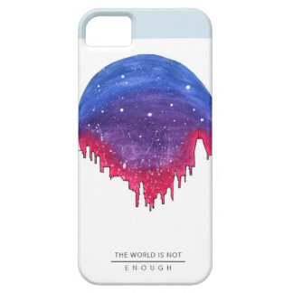 The World Is Not Enough Phonecase iPhone 5 Cases