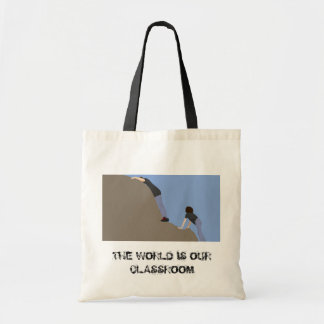 The World Is Our Classroom - Tote