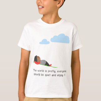 The world is pretty T-Shirt