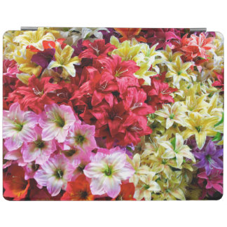 The World of Flowers iPad Cover