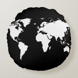 the World Round Pillow