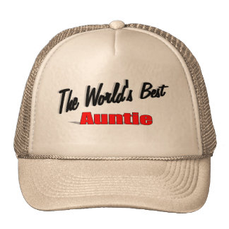The World s Best Auntie Hats