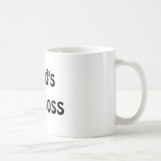 The World s Best Boss Coffee Mug