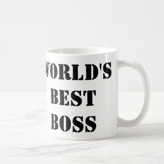 The World s Best Boss Mugs