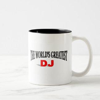 The World s Greatest DJ Mug