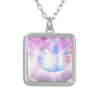 The World Silver Plated Necklace