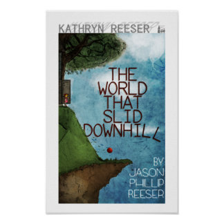 The World that Slid Downhill Poster