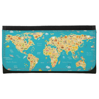 The World's Animals Wallet