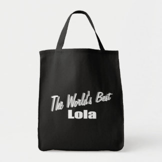 The World's Best Lola Tote Bag