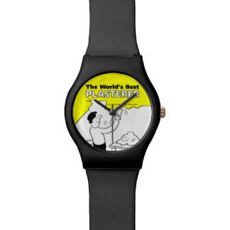 The World's Best Plasterer Watch