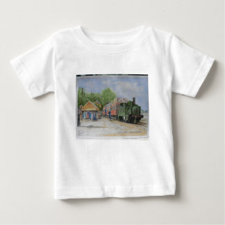 The World's first railway Baby T-Shirt