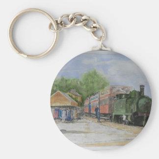 The World's first railway Keychain