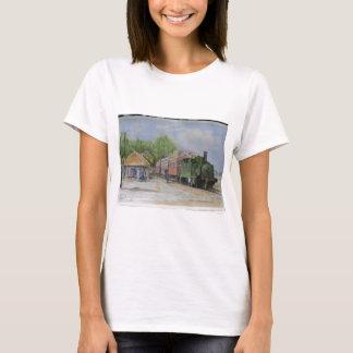 The World's first railway T-Shirt