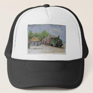 The World's first railway Trucker Hat