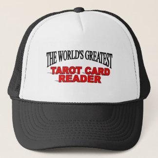 The World's Greatest Tarot Card Reader Trucker Hat