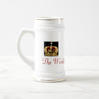 THE WORLD'S IMPERIAL CROWNS MUGS