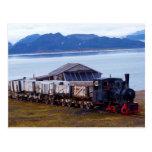 The world's northernmost train, Svalbard