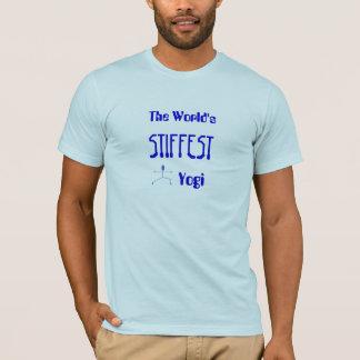 The World's STIFFEST Yogi T-Shirt