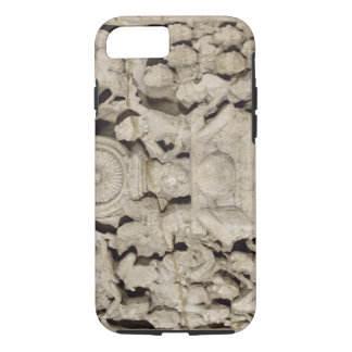 The worship of the Buddhist symbols, Amaravati (li iPhone 7 Case