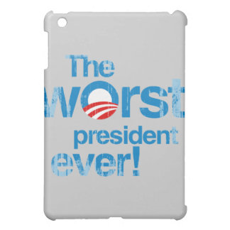 The worst president ever Faded.png Cover For The iPad Mini