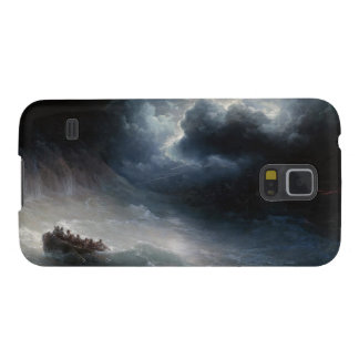 The Wrath of the Seas Ivan Aivazovsky seascape Case For Galaxy S5
