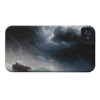 The Wrath of the Seas Ivan Aivazovsky seascape Case-Mate iPhone 4 Case