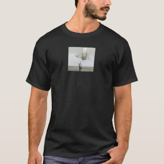The wright brothers glider flyer T-Shirt
