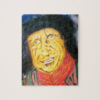 The Wrinkly Rocker Jigsaw Puzzle