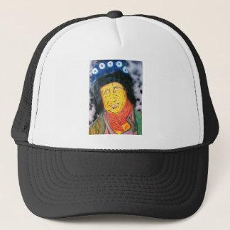 The Wrinkly Rocker Trucker Hat