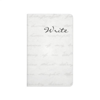 The Write Notebook Journal
