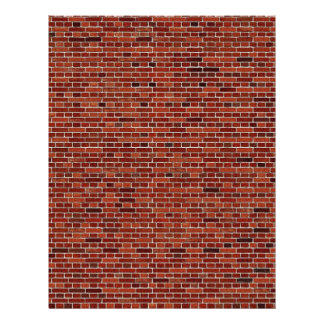 THE WRITING IS ON THE WALL: BRICK WALL THAT IS! LETTERHEAD TEMPLATE