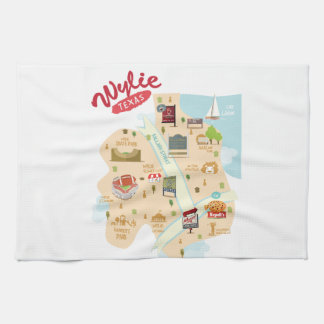 The Wylie Texas Towel