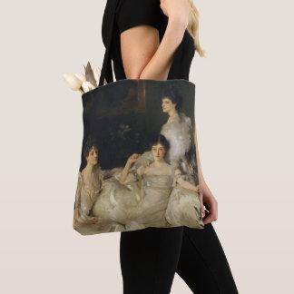 The Wyndham Sisters Tote Bag