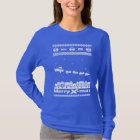 The X-Mas Ugly Sweater, poem (2nd gen 2005-2015) T-Shirt
