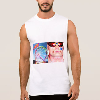 The X Revolution: Pop-Graffiti by X Sleeveless Shirt