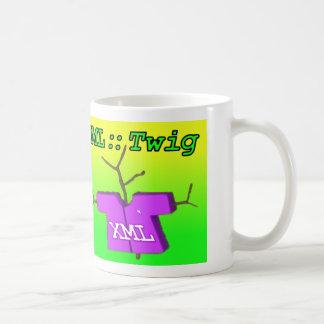 The XM::Twig Mug