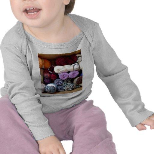 The Yarn Collector's Box Tshirt