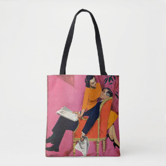 The Year of Discontent Tote Bag