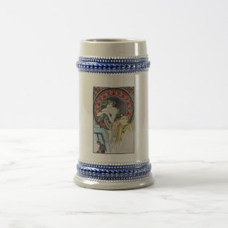 The Year Of the Cats Beer Stein
