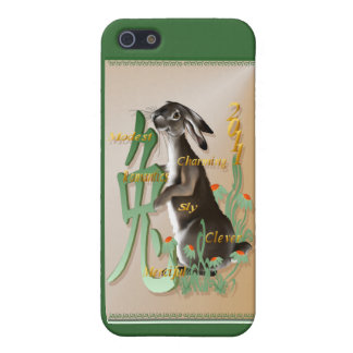 The Year Of The Rabbit 441__P iPhone 5 Cover