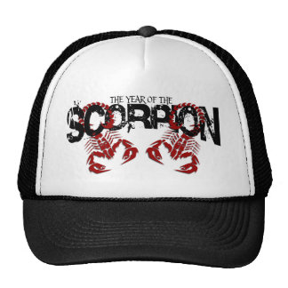 The Year of the Scorpion #2 Mesh Hats
