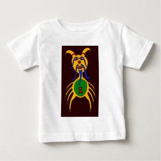 The Yellow Dog Spider Baby T-Shirt