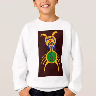 The Yellow Dog Spider Sweatshirt