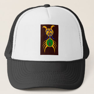 The Yellow Dog Spider Trucker Hat