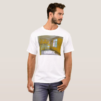 The yellow room, lost Places, URBEX T-Shirt