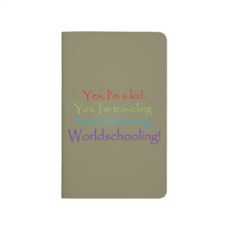 The Yes Notebook Journal