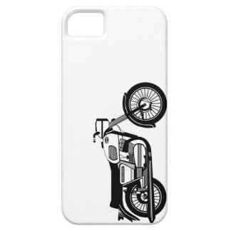 The Yezdi 350 Classic on a ride iPhone 5 Case