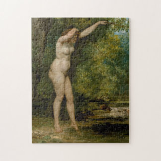 The Young Bather Jigsaw Puzzle